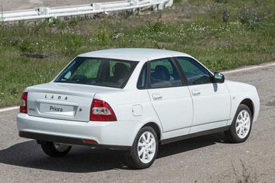 Фото легковых автомобилей марки LADA «Лада» (LADA Priora «Лада Приора»)