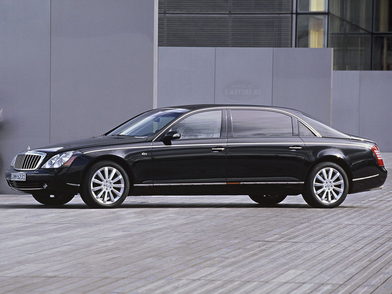 Mercedes Benz Maybach Exelero >> Maybach «Майбах» / Автомобили / Производители техники - Mercedes-Maybach - Официальный сайт ...